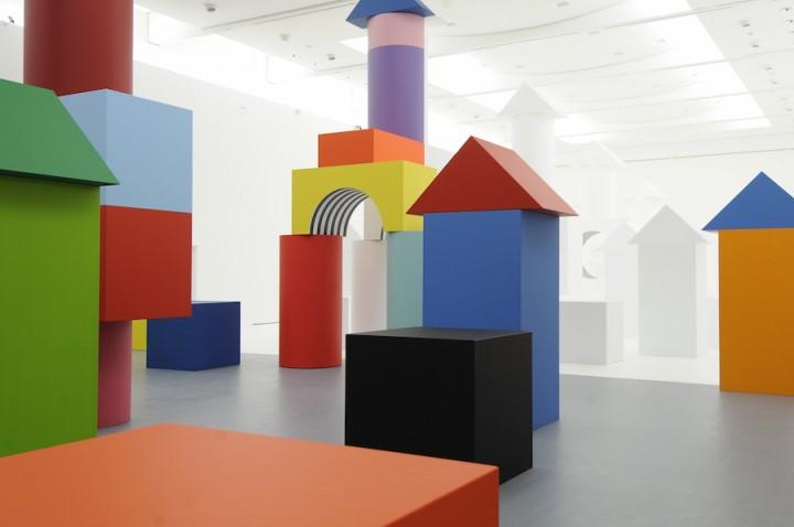 Daniel-Buren-Comme-un-jeu-d'enfant-travail-in-situ-MAMCS-Strasbourg-juin-2014.-Détail.-Photo-©-DB-ADAGP-Paris