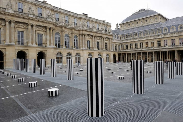 parigi-daniel-buren-palays-royal